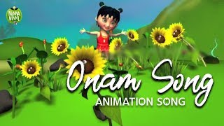 Onam Song For Kids | Kids Songs