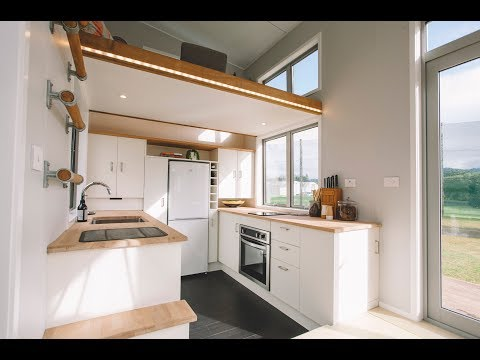 The Millennial Tiny House Has It All