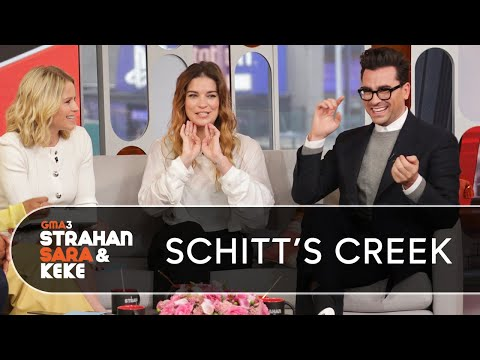 Will Dan Levy And Annie Murphy Return To 'Schitt's Creek'?