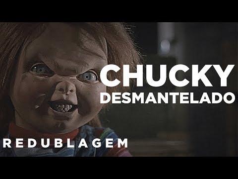Chucky Desmantelado (Paródia Redublagem)
