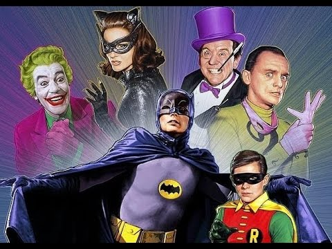 All Batman Villains From The 1966