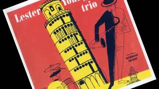 I Found A New Baby by The Lester Young Trio
