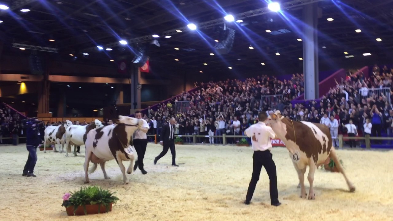 Salon de l 39 agriculture paris 2017 concours g n ral de la for Salon de l orientation paris 2017