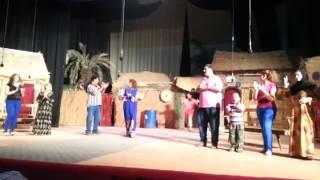 مسرحية بيت وخمس نسوان