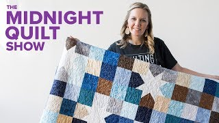 To quilters & fabric fondlers everywhere - this episode is for you....