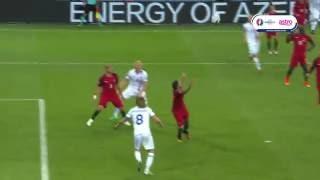 ไฮไลท์ฟุตบอลยูโร 2016 โปรตุเกส 1 - 1 ไอซ์แลนด์ Portugal 1 - 1 Iceland