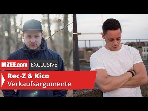 Rec-Z & Kico – Verkaufsargumente (MZEE.com Exclusive Audio)