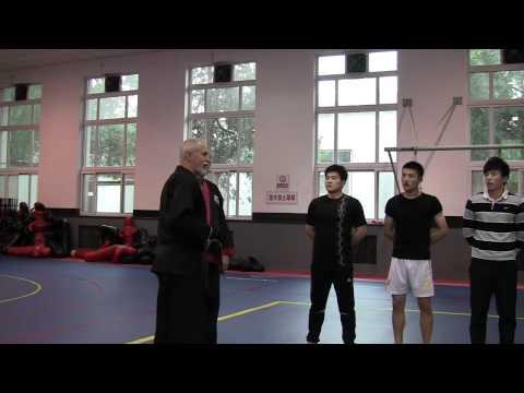 Beijing Sports University Hapkido