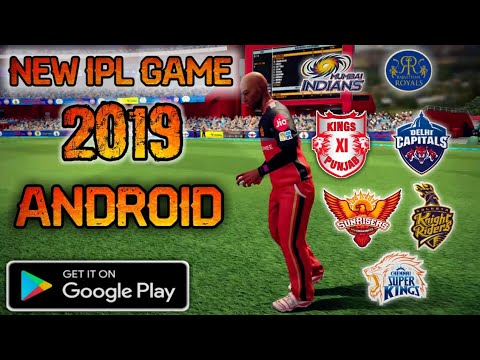 {340MB} Best Graphics IPL New Cricket Game For Android 2019