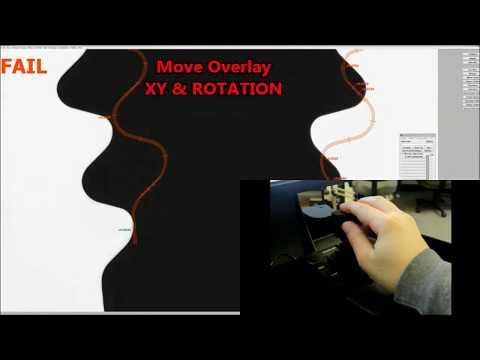 VisionGauge®'s proprietary CAD Auto-Align™ & Auto-Pass/Fail