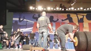 Arnold Strongman Classic 2012