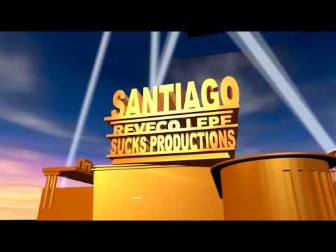 I Destroy Santiago Reveco Lepe SUCKS Productions