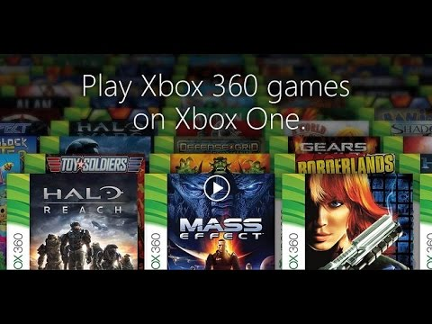 All Xbox 360 Games Available In The Xbox One Preview