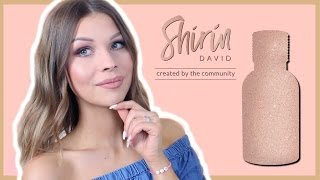 ICH TESTE SHIRIN DAVIDS PARFÜM! - Created by the Community - TOP oder FLOP?!