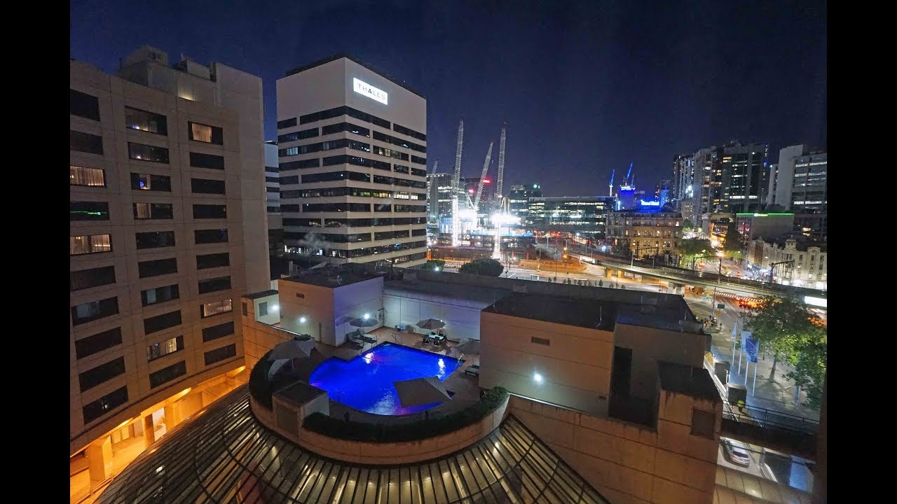 Crown Melbourne Rooms