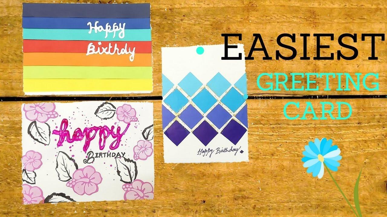 Greeting Card Making Ideas