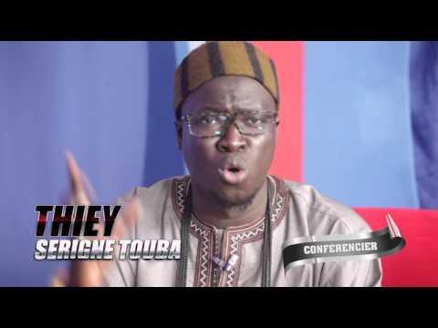 Thiey Serigne Touba avec Ablaye Diop - Touba TV