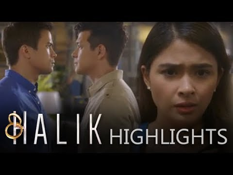 Halik: Jade hides upon seeing Lino and Ace together | EP 13