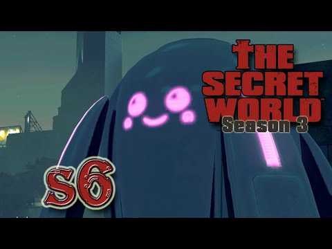 The Secret World S3.006 - Elements Of Control Part 1 - Batteries Not Included