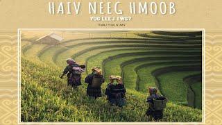 Read aloud of the book, Haiv Neeg Hmoob Yog Leej Twg? by Kha Yang Xiong