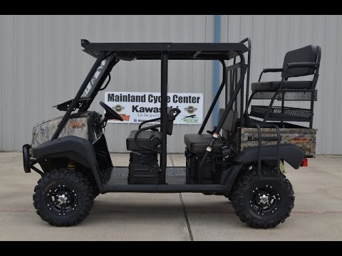 16 649 For Sale Kawasaki Mule Trans Camo With