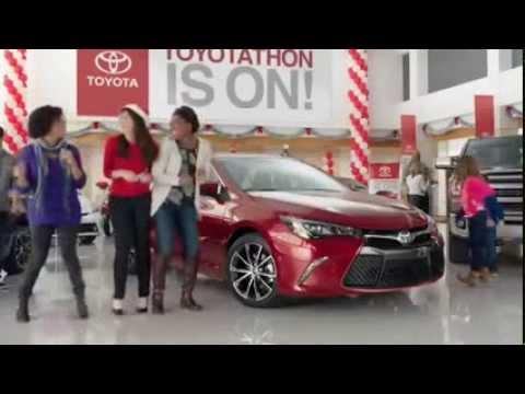 Happy Dance Toyota Toyotathon Tv Commercial Youtube