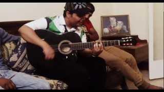 Amr Diab El 3alem Allah.Guitar