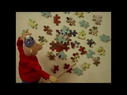 Pat A Mat Puzzle Parodie (CZ Dabing)