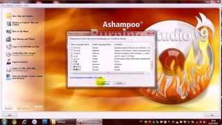 ضياء للشروحات  شرح برنامج ashampoo burning studio 9