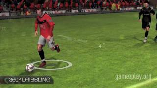 FIFA 10 HD teaser trailer video game  on PlayStation 3 slim Xbox 360 Nintendo Wii