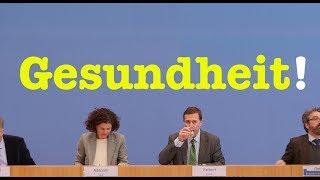 28. Februar 2018 - Komplette Bundespressekonferenz (RegPK)