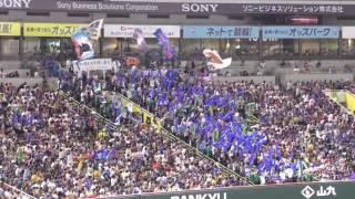 吠えろライオンズ 2016/08/16 ソフトバンクホークスvs西武ライオンズ 3...