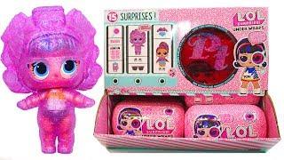 Куклы ЛОЛ КАПСУЛЫ ЗОЛОТАЯ распаковка!!! LOL Surprise ~ POPSY TOYS