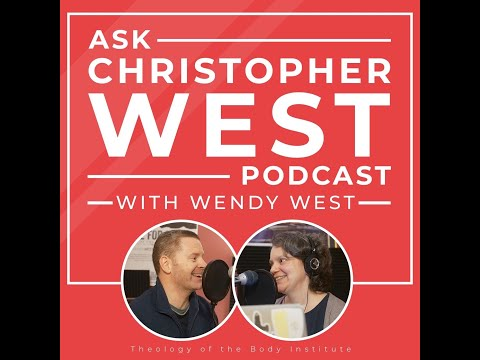 Ask Christopher West Podcast trailer