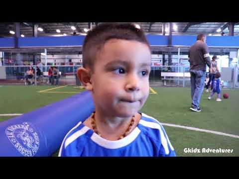 Kids LiL Kickers Soccer Practice Longevity Sports Center