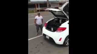 Hyundai Veloster 2015 Lambo door en Supe Lima Peru