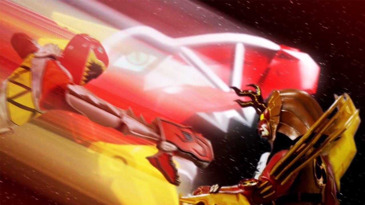 Le Chevalier de Zandar | Dino Charge | E11 | Épisode Complet | Power Rangers em Français