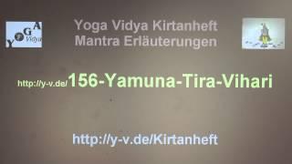 Yamuna Tira Vihari - Anmerkungen, Erklärungen und Bedeutung 156