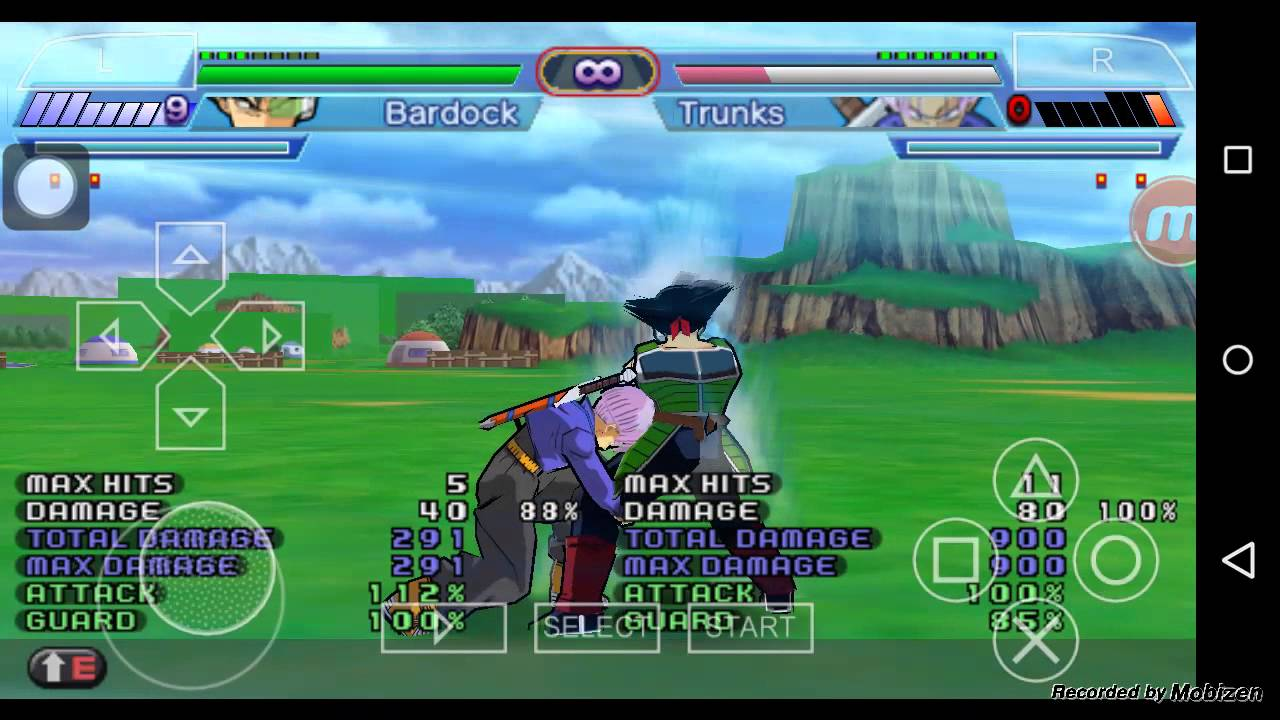 download cheat dragon ball z another road ppsspp