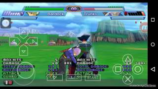 Dragon ball z shin budokai 2 cheats/hack ppsspp