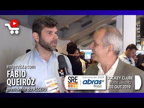MARKET SHOW entrevista Fábio Queiróz ASSERJ
