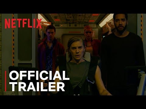 Another Life - Katee Sackhoff | Official Trailer | Netflix