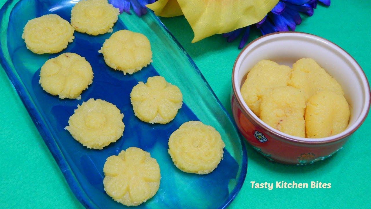 Egg Barfi Recipe - ডিমের বরফি - Dimer Borfi - How to make ...