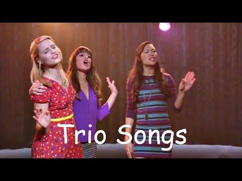 TOP 25 Glee - Trio Songs