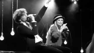 "Mika & Kristin Chenoweth ""Popular Song"", LPR, NYC"