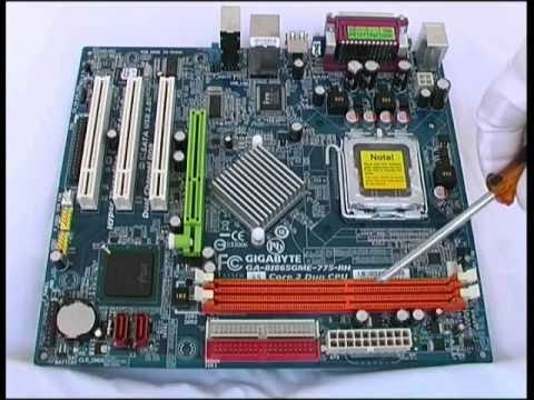 Motherboard Components.wmv