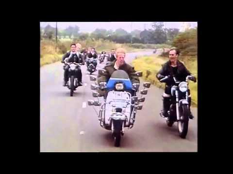 Quadrophenia - Mod Ride to Brighton