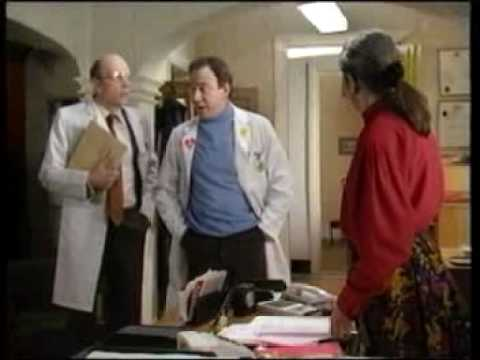 Doctor at the Top (1991) Episode Two: Happy Birthday Sir Geoffrey 1/3