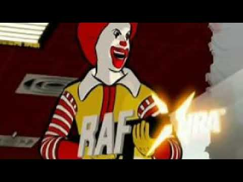 Mcmurdered at Mcdonalds