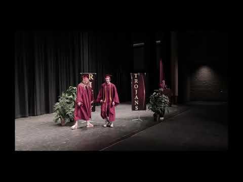Rigby High School Senior Walk 2020
